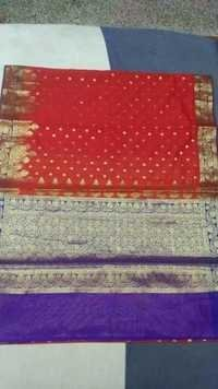 Banarasi Traditional Saree.