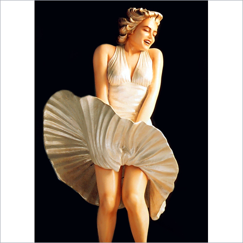 Marilyn Monroe Hollywood Actor, Ramoji Film City Hydrabad 2007- Cut Out