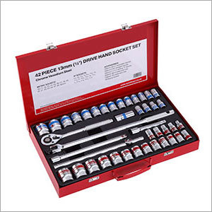 42 pcs Dr Socket Set