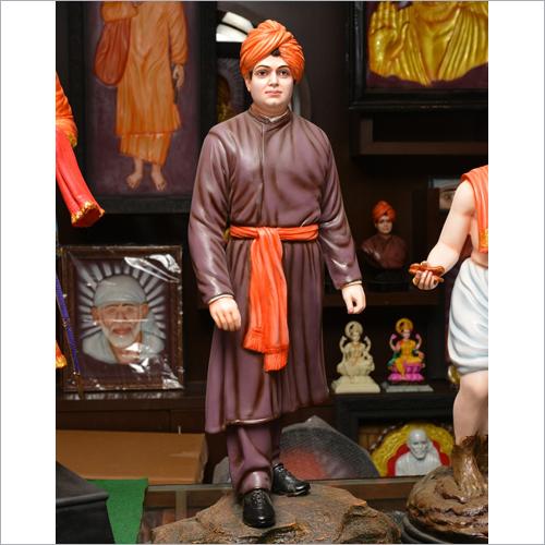 Swami Vivekananda Statue m 2.6 ft