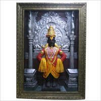Lord Vithal Mural 3x4ft
