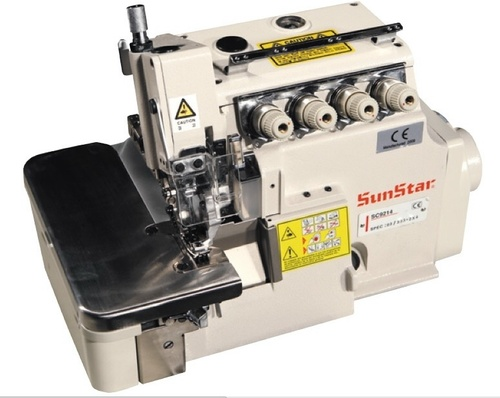 Super High Speed, Overlock Machine