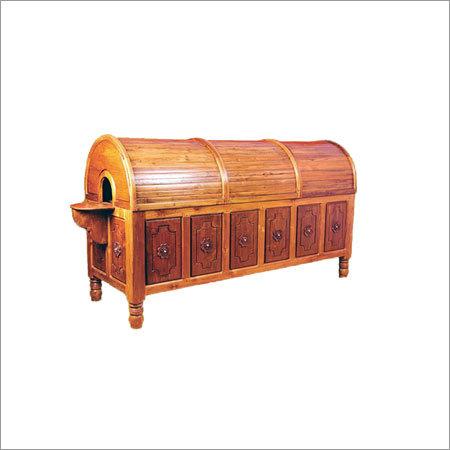 Flat Steam Box