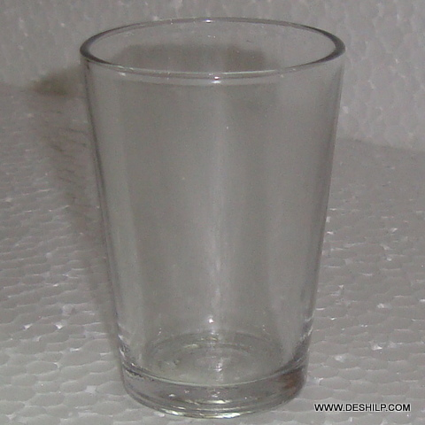 Square Drinking Glass Glass Tumbler