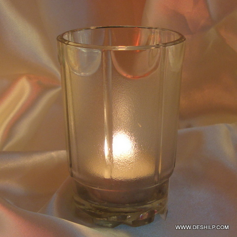 Clear Tumbler, Drinking Tumbler , Water Glass