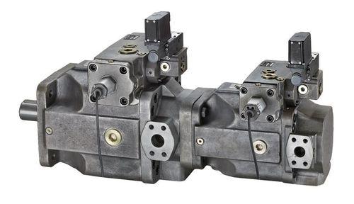 Hydraulic Motor Concrete Pumps