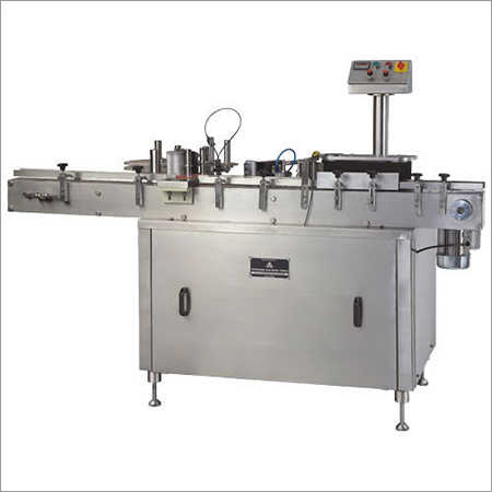 Automatic Bottle Sticker Labeling Machine