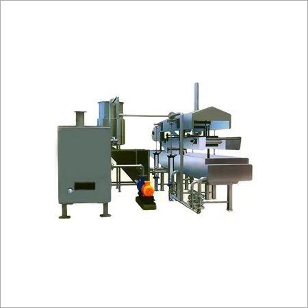Namkeen Fryer Wood Model