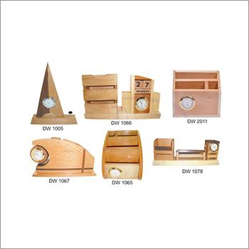 Desktop Wooden Articles