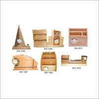 Desktop Wooden Articles
