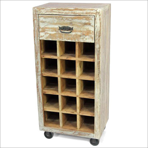 Reclaimed Storage Cabinet