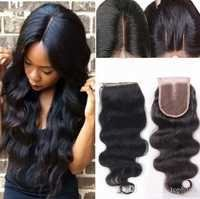Silk Human Hair Closure