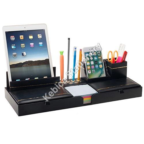 Faux Leather Desk Set (604M)