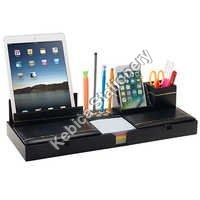Faux Leather Desk Set (604M)
