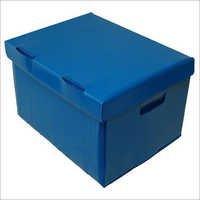 Polypropylene Flute Corrugated Box