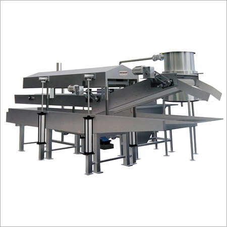 Fryums Frying Machine