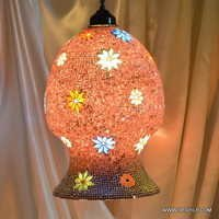 HANGING,MOSAICGLASS HANGING,DECORATIVE RESIDENTIAL HANGING,GLASS HANGING,FROST GLASS HANGING