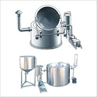Circular Batch Fryer Diesel Model