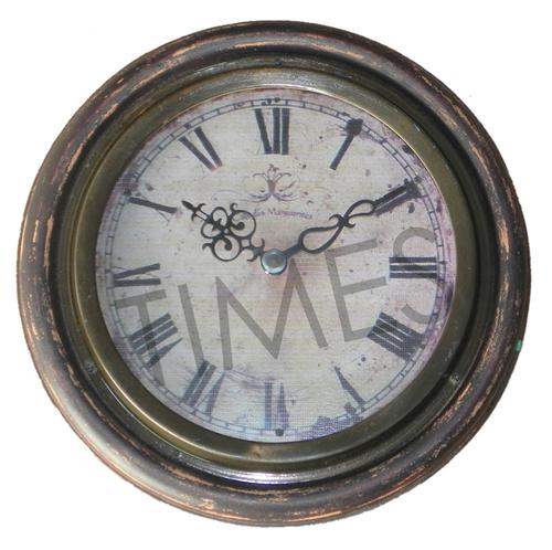 Antique Nautical Wall Clock
