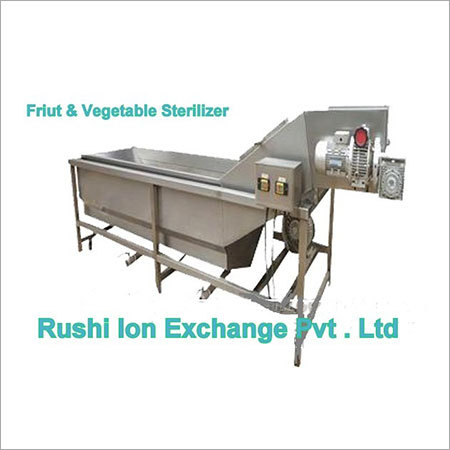 Vegetable Washer