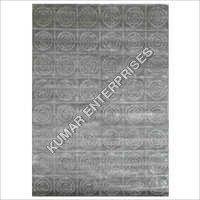 Silver Handmade Carpet