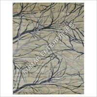 Beige-6X9 Handmade Carpet