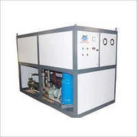 Water Cooled Scroll Chiller (Single Compressor)