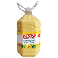 Glito perfumed floor cleaner  5 Ltr- Lime