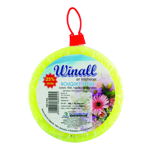 Winall Air Freshener 100 Gms Bouquet Fresh