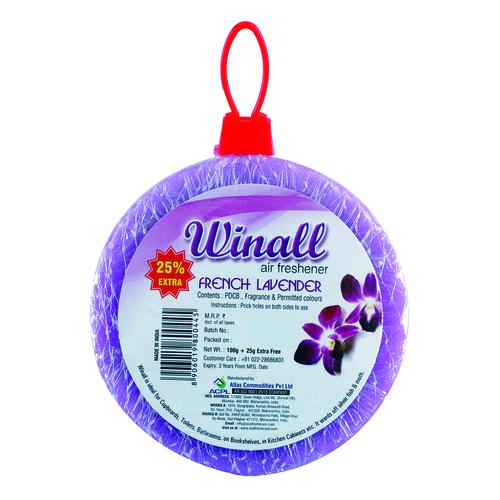 Winall Air Freshener 100 Gms French Lavender