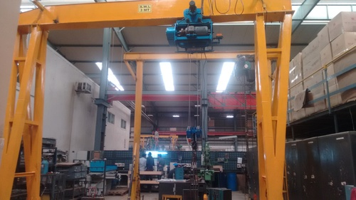 Gantry Machine