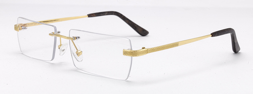 Pure Gold Spectacles Frame