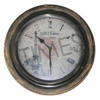 Antique Nautical Wall Clock
