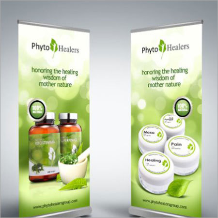 Promotional Standee Printing Service