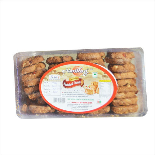 Hydrabadi Crunch Cookies
