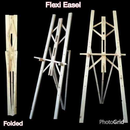 Wooden Easel 5 feet
