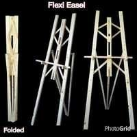 Wooden Easel 5 feet