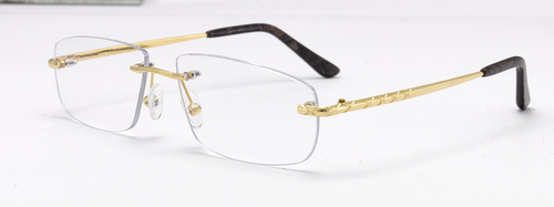 18 Karat Gold Spectacles Frames