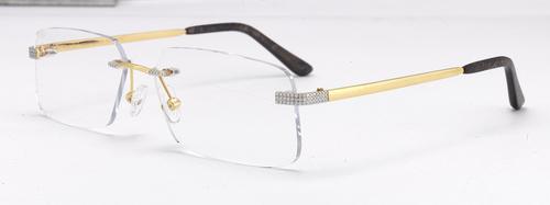 Gold Spectacles DIA TRIO