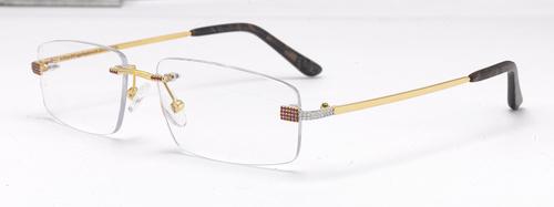 Gold Spectacles DIA BATT RD