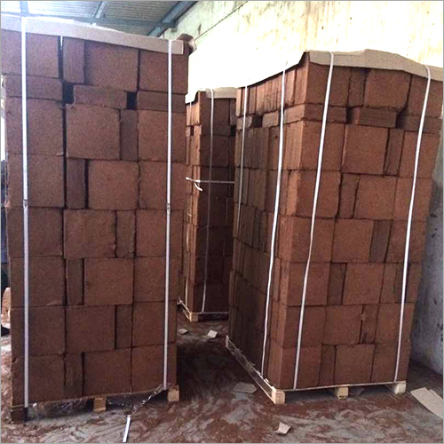 Brown Coir Block Powder