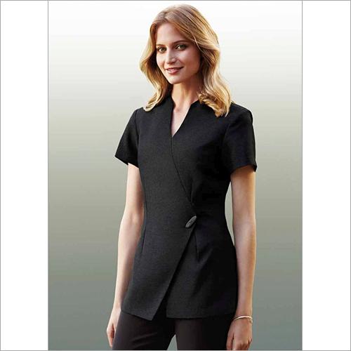 Black Spa Uniform