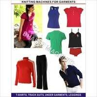 Garments Knitting Machines