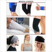 Medical & Sports Wear Knitting Machines