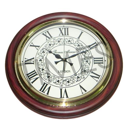 Nautical Wall Decor Clock