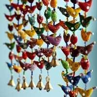 Bird Hanging