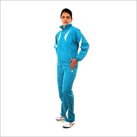Ladies Track Suit Sports Wear