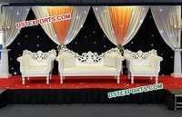Beautiful Wedding Deco Painted Furniture