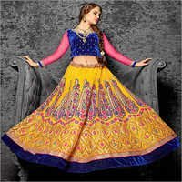 Ladies Embroidery Lehenga Choli