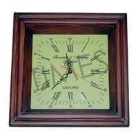 Nautical Square Wall Clock